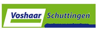 Voshaar Schuttingen: Bergingen, overkappingen, poorten, schuren en blokhutten